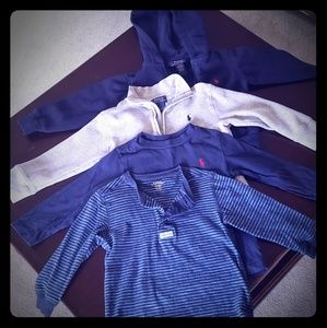 Ralph Lauren 2T shirt bundle